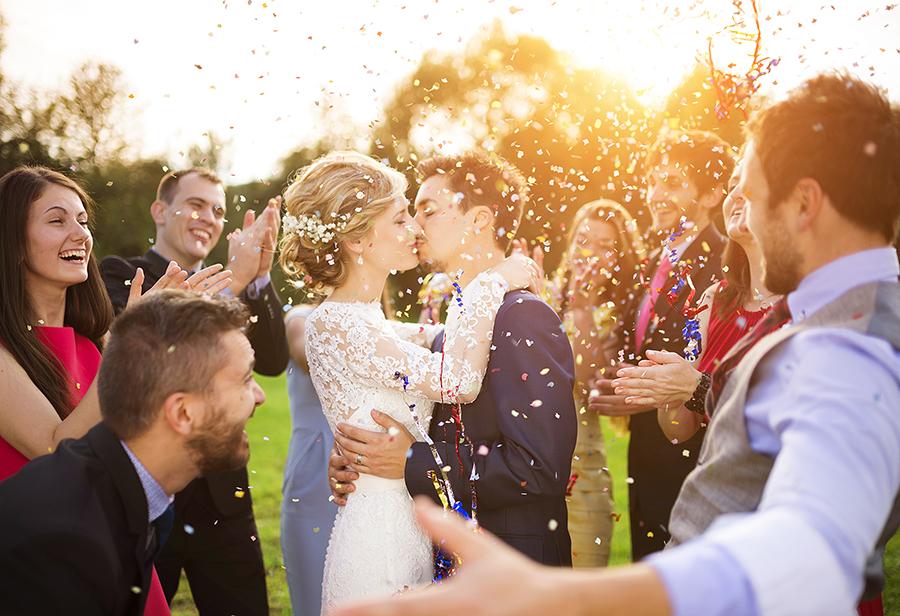 תמונה של חתונה